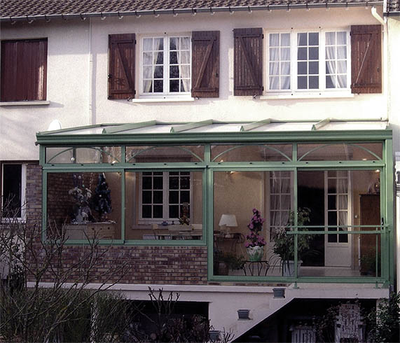 maison avec veranda integree plan maison tage avec v